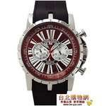 Roger Dubuis 豪爵 Chronograph  2010年新款手錶,上架日期:2010-03-14 19:54:20
