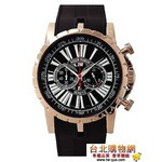 roger dubuis 豪爵 chronograph  2010年新款手錶,點閱次數:13
