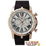 Roger Dubuis 豪爵 Chronograph  2010年新款手錶,上架日期:2010-03-14 19:54:21