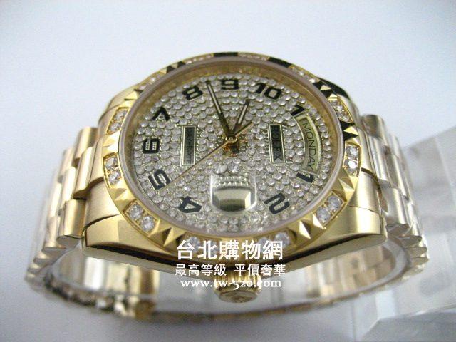 rolex 勞力士 2011新款手錶 -- rolex台北購物網