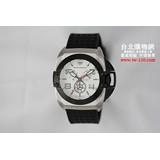 鐵克龍44MM石英黑格膠帶---7224 technomarine 手錶,technomarine 悍馬錶,technomarine 錶帶!