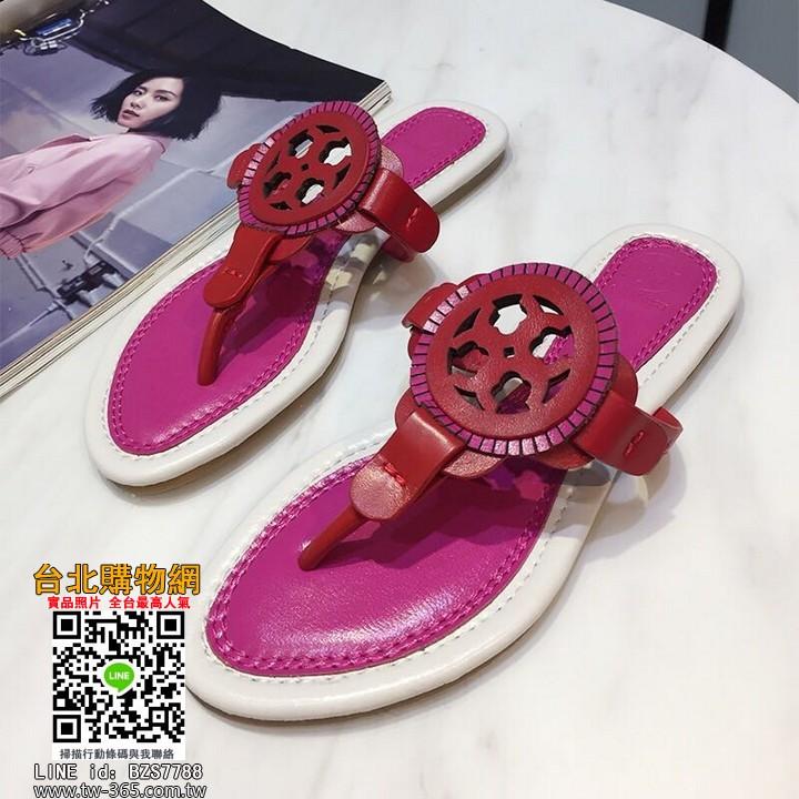 toryburch 2019新款拖鞋,toryburch 涼鞋,toryburch 女款鞋子!