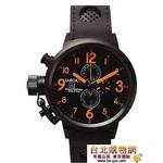 U-BOAT FlightDeck 50mm Chronograph 優寶 2010年新款手錶