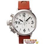 u-boat flightdeck 50mm chronograph 優寶 2010年新款手錶(石英錶)