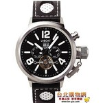 u-boat flightdeck 50mm tourbillon 優寶 2010年新款手錶