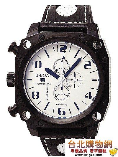 u-boat thousands of feet 50mm 優寶 2010年新款手錶