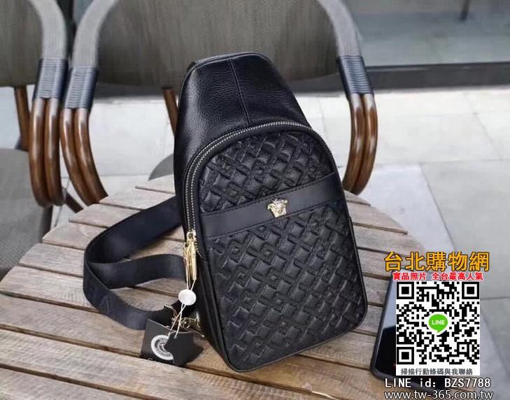 versace 男款斜背包,versace 男生手提包,versace 包包!