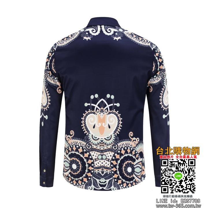 versace 2019 長袖襯衫,versace 男款襯衣,versace 男生襯衫!